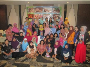 Pelatihan Mom and Baby Spa Juni 2015