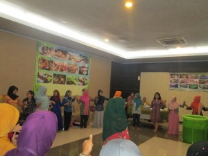 Pelatihan Mom and Baby Spa